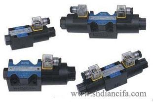 DSG-02-3C 系列液压电磁阀