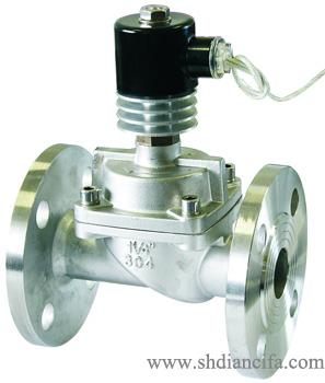 ZQDF蒸汽电磁阀 不锈钢ZQDF蒸汽电磁阀