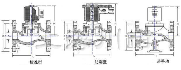 真空电磁阀结构图