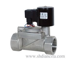不锈钢先导式水用电磁阀 型号 价格 厂家