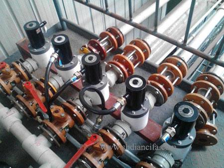 聚四氟乙烯电磁阀的安装和应用