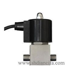 高压外螺纹电磁阀 不锈钢高压外螺纹电磁阀